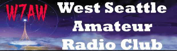 West Seattle Amateur Radio Club Logo