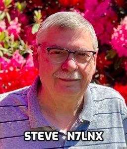 Steve Jackson, N7LNX