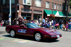 West Seattle Parade
